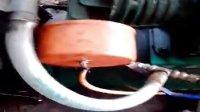 流动补胎空压机 柴油机 无电瓶 气压启动马达