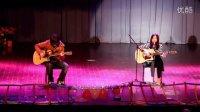 北方工业大学 张凯恩 何璟昕 吉他弹唱《是不是爱情》