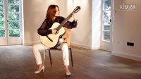 塔天娜弹巴赫 - Tatyana Ryzhkova spielt Allegro von J.S. Bach