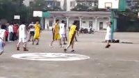 2011衢州二中高二五班篮球视频3