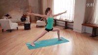 立即阻止膝关节疼痛 - Tara Stiles瑜伽解决方案