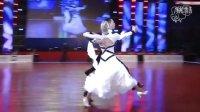 2013上海WDSF体育舞蹈总决赛 冠军丹麦选手艾曼纽坦尼亚 快步