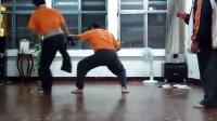 八極拳bajiquan-- 小纏絲手教學實錄(二)