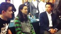 【手机拍客】周岩抵达北京治疗 李艾到医院力挺