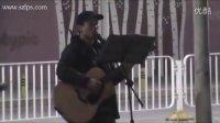 流浪歌手吉他弹唱《萍聚》膜拜了