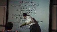 薛定宇MATLAB科学运算课程 2-1(犹他州立大学,2009)第二章(一)