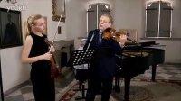敏茨小提琴教学视频预览 - 莫里斯·拉威尔的《茨冈狂想曲》