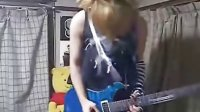 CanonRock日本电吉他手