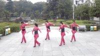 沅陵燕子广场舞《小河淌水》(附背面演示)