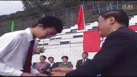 2003年实验学校奖学金搬奖仪式(2003.3.17)