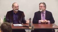 哲学家Bruce Shneier和目田软件法律黑客Eben Moglen谈斯诺登