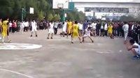 2011衢州二中高二五班篮球视频2
