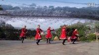 《雪山姑娘》云溪、高塘广场舞合作版