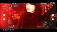 [杨晃]火辣迷你黑色热裤 韩国性感新女神 金泫雅最新现场Trouble Maker