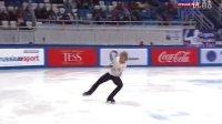 2014 Russian Nationals SP Konstantin Menshov