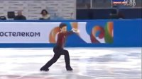 2014 Russian Nationals SP Adian Pitkeev