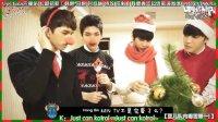 [RealVIXXLightUP中字]131224 VIXX TV EP80 圣诞节特辑篇
