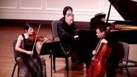 阿连斯基《d小调第一钢琴三重奏》 安妮·明子·迈尔斯等