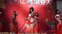 深圳詹美玲肚皮舞明星团2011.12.30.迎新年商业文艺演出