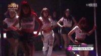 131227 宝拉_昭宥- Sistar Symphony _ Get Lucky (歌谣大祝祭)
