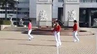 《中华民谣》中老年广场健身舞