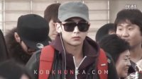 [Fancam] 120201 2PM Nichkhun - Incheon Airport