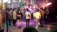 【原创】Tsk、鬼舞团成员与专业演员一起狂跳鬼步舞,曳步舞.
