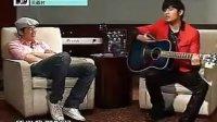 Jay Chou shows off his guitar skill(周杰伦炫吉他技巧)_240P