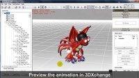 视频速报:3DXchange 5  iClone Animation to Maya Rendering-www.nbitc.com,慧之家