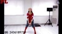教你跳爵士舞 初级入门舞蹈教学 分解动作