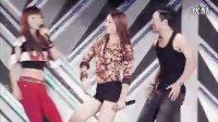 【郑秀妍&郑秀晶】少女时代Jessica&f(x) Krystal《Tik Tok》LI