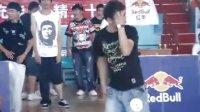 乌鲁木齐街舞TOTO街舞工作室 苏拉VS???