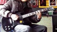 吉布森Gibson SG电吉他试听《半斤八两》整合版