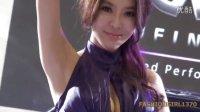 2014台北車展 INFINITI美女舞蹈