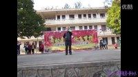 2014元旦文艺汇演教师高歌一曲《人间第一情》