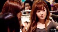 【Sunny】FANCAM ComingStep卖场 Jessica购物 120615