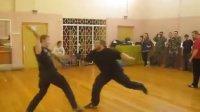 【安全防卫网】短刀格斗训练考核赛