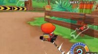 【跑跑卡丁车单机版小尊体验】下篇之路那么窄!车都撞坏啦!