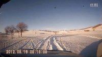 北京菱顺越野车俱乐部2013年12月克什克腾旗冰雪之旅