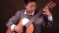 莫扎特歌剧《魔笛》主题与变奏曲  山西太原郭利民吉他工作室 姜达演奏吉他