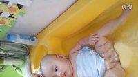 宝宝成长日记(4个月)