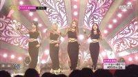 140104 MBC音乐中心 Girls day--Something 现场版