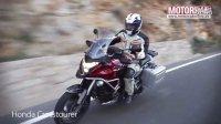 德国测试重型拉力摩托车 宝马GS 凯旋虎 杜卡迪MTS 本田 川崎