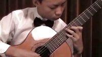 普霍尔 《野蜂》 山西太原成成中学 李岩军演奏 吉他