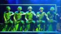 中国男子舞蹈--兵车行(中国艺术团访朝公演)