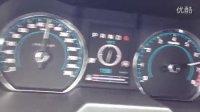 2013款 捷豹 Xf 3.0 100-200加速