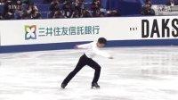 町田树 Tatsuki Machida - 2013 Japanese Nationals SP