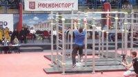 2013年街头极限健身世界杯殿军Anton Abasov - 4 place