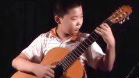 西班牙民谣《爱的罗曼斯》 山西太原郭利民吉他工作室 秦镇北演奏