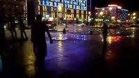 【沙尘暴】自由式,鬼舞团!群舞!小广场2